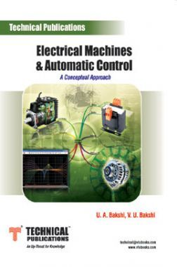 Electrical Machines & Automatic Control (A Conceptual Approach)