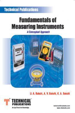 Fundamentals Of Measuring Instruments (A Conceptual Approach)