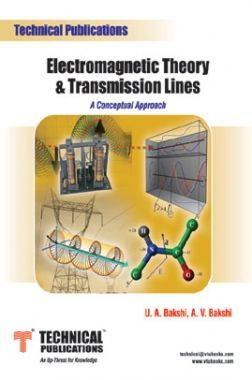Electromagnetic Theory & Transmission Lines (A Conceptual Approach)