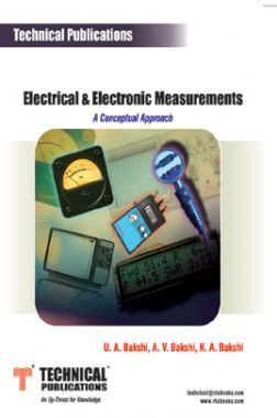 Electrical & Electronic Measurements (A Conceptual Approach)