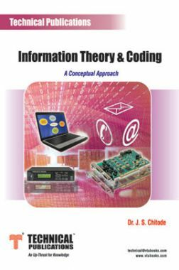 Information Theory & Coding (A Conceptual Approach)