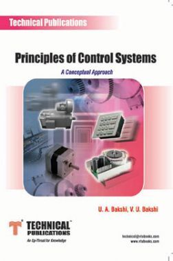 Principles Of Control System (A Conceptual Approach)