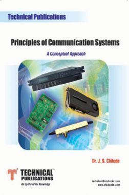 Principles Of Communication Systems (A Conceptual Approach)