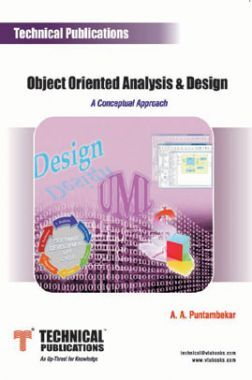 Object Oriented Analysis & Design (A Conceptual Approach)