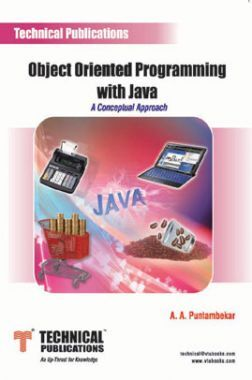 Object Oriented Programming With Java (A Conceptual Approach)