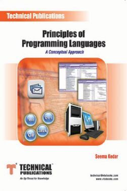 Principles Of Programming Languages (A Conceptual Approach)