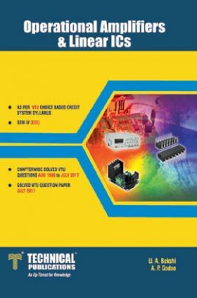 Operational Amplifiers And Linear ICs For VTU Course 17 CBCS (IV- EEE - 17EE46)