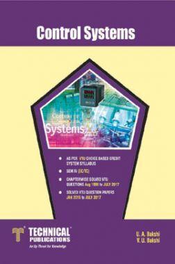 Control Systems For VTU Course 17 CBCS (IV- ECE - 17EC43)