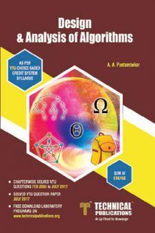 Design And Analysis Of Algorithms For VTU Course 17 CBCS (IV- CSE - 17CS43)