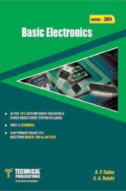 Basic Electronics For VTU Course 18 OBE & CBCS (I-COMMON - 18ELN14)