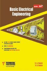 Download Basic Electrical Engineering For VTU Course 18 OBE & CBCS  (I-COMMON - 18ELE13) by U  A  Bakshi, V  U  Bakshi PDF Online