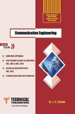 Communication Engineering For Anna University