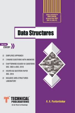 Data Stucture For Anna University