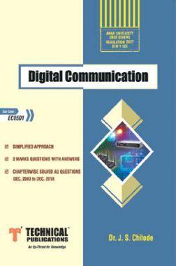 Digital Communication For Anna University