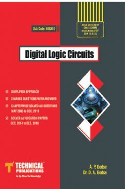 Digital Logic Circuits For Anna University