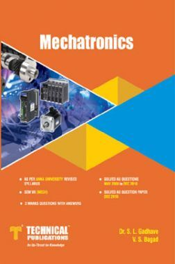 Mechatronics For Anna University