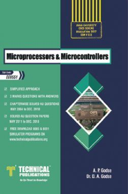 Microprocessors And Microcontroller For Anna University