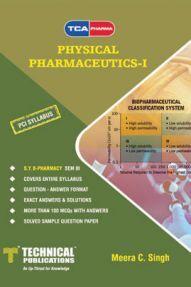 Physical Pharmaceutics - I