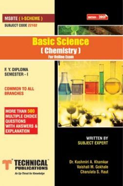 Basic Science Chemistry For MSBTE
