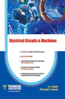 Electrical Circuits And Machines  For SPPU