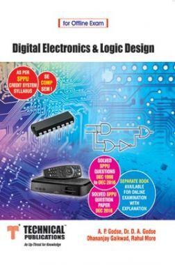 Digital Electronics & Logic Design For SPPU
