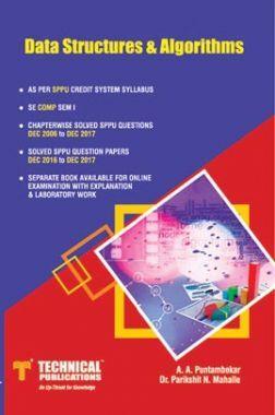 Data Structures & Algorithms  For SPPU