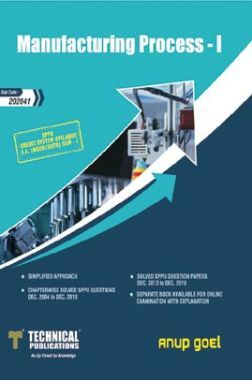 Manufacturing Process - I For SPPU