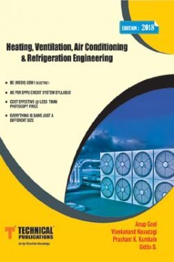Heating, Ventilation, Air Conditioning & Refrigeration Engineering For SPPU
