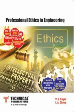 Professional Ethics In Engineering For Anna University
