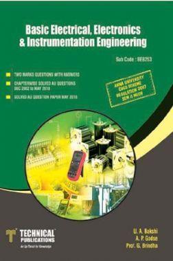 Basic Electrical, Electronics & Instrumentation Engineering For Anna University
