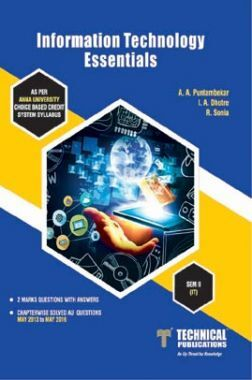Information Technology Essentials For Anna University