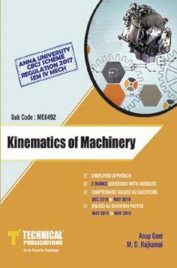Kinematics Of Machinery For Anna University