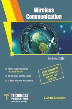 Wireless Communication For Anna University