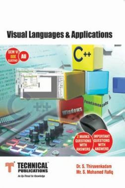 Visual Languages And Applications For Anna University
