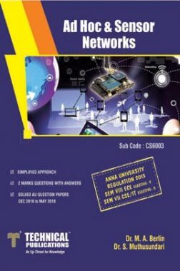 Ad Hoc And Sensor Networks For Anna University Latest Edition