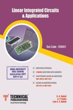Linear Integrated Circuits & Applications For Anna University