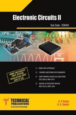 Electronic Circuits - II For Anna University