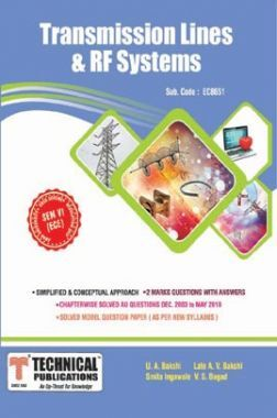 Transmission Lines & RF Systems For Anna University