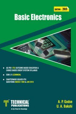 Basic Electronics For VTU
