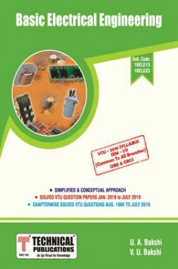 Basic Electrical Engineering For VTU