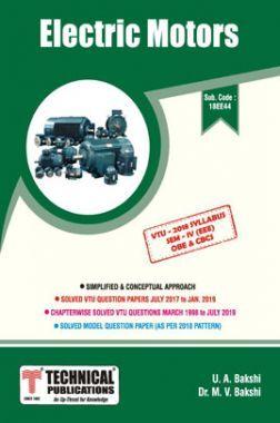 Electric Motors For VTU