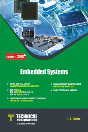 Embedded Systems For GTU University (VIII - EEE- 2180808) (Elective - III)