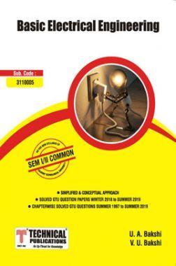Basic Electrical Engineering For GTU University (II- COMMON- 3110015)