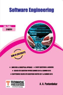 Software Engineering For GTU University (VI - CSE/IT - 2160701)