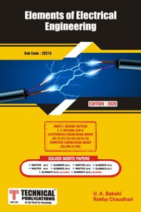 Elements of Electrical Engineering For MSBTE