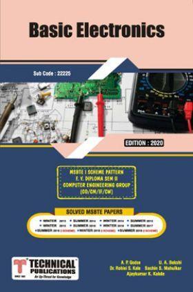 Basic Electronics For MSBTE