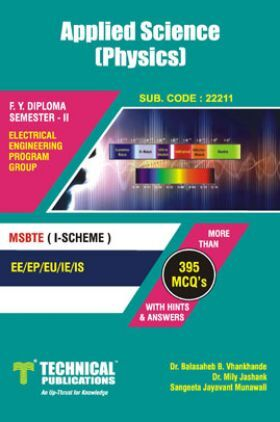 Applied Science - Physics For MSBTE