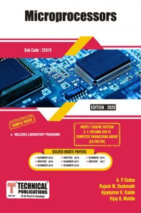 Microprocessors For MSBTE