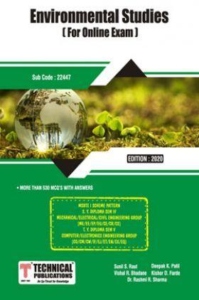 Environmental Studies For MSBTE