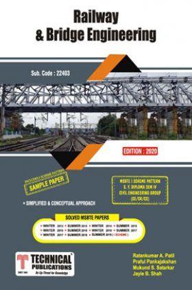 Railway & Bridge Engineering For MSBTE